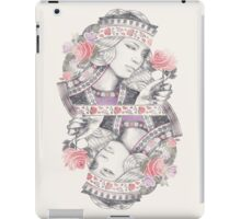 Queen of Roses iPad Case/Skin