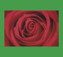 Red Rose Kids Tee