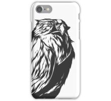Angry owl! iPhone Case/Skin