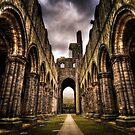 Kirkstall Abbey - Leeds by thephotosnapper