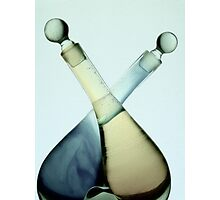 Oil & Vinegar Abstract Photographic Print