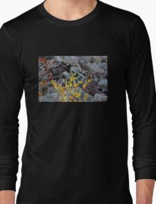 The Juxtaposition of Life and Death Long Sleeve T-Shirt