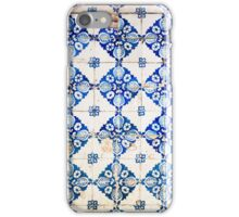 lisbon mosaic iPhone Case/Skin