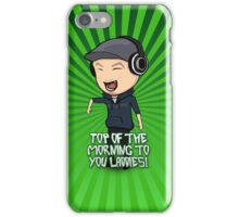 JackSepticEye | Top Of The Morning iPhone Case/Skin