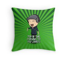 JackSepticEye | Top Of The Morning Throw Pillow