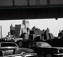 BROOKLYN SKYLINE by Larry Butterworth