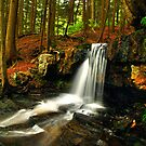 UPPER DUTCHMAN FALLS by MIKESANDY