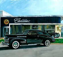 41 Cadi Series 61 Club by Anthony Billings