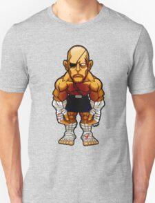 Sagat v.2 T-Shirt