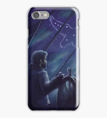 Cygnus iPhone Case/Skin
