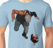 THE RETURN OF LEROY VS THE EVIL ZOMBIE CHICKEN! Unisex T-Shirt