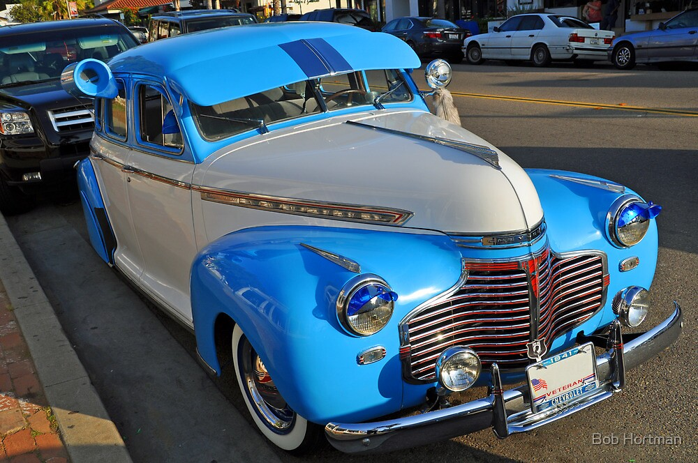 41 Chevy with air conditioning by Bob Hortman