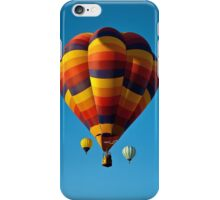 Three balloons iPhone Case/Skin