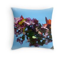 What Spring Offers Throw Pillow