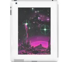 Purple Planet iPad Case/Skin