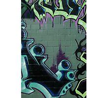 Wall Spray Photographic Print