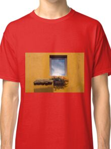 Sky in the Window Classic T-Shirt