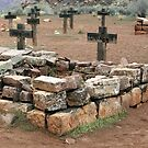 Crosses of the Unknown by Dana Roper