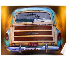 Let the Good Times Roll_Carpinteria, CA Poster