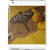 Butterfly Taxi iPad Case/Skin