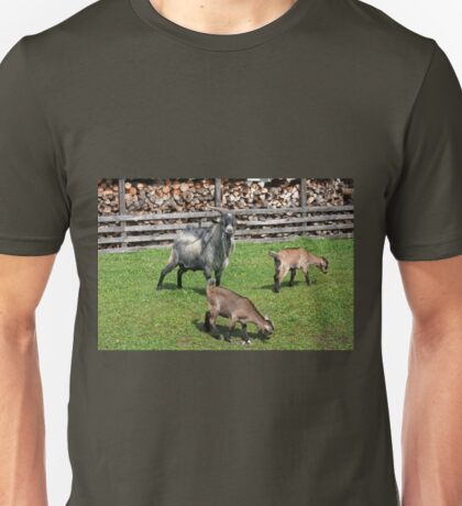 In the Farm Unisex T-Shirt