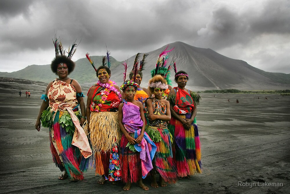 Ash Plains Tribe by Robyn Lakeman