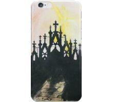 Milano Sunset iPhone Case/Skin