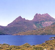 Cradle Mountain, Tasmania by Michael Vickery
