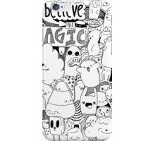 I believe in Magic iPhone Case/Skin