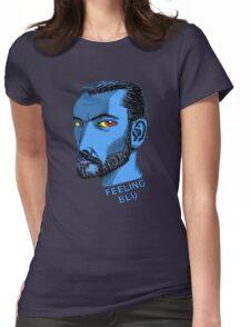 Feeling Blu Womens Fitted T-Shirt