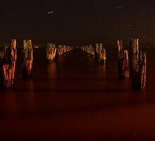 Night at Clifton Springs by Jason Green