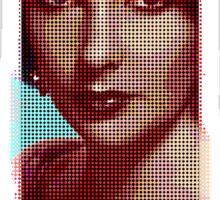 icon t - liz taylor Sticker