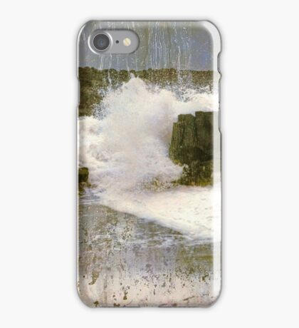 Ocean, Bunbury, Western Australia iPhone Case/Skin
