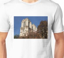 Notre-Dame de Paris – French Gothic Elegance in the Heart of Paris Unisex T-Shirt