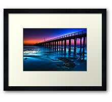 Dawn at Point Lonsdale #2 Framed Print