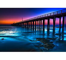 Dawn at Point Lonsdale #2 Photographic Print