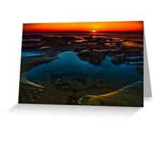Dawn at Point Lonsdale #3 Greeting Card