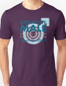 Attractive Male T-Shirt