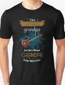 Grandpa Like a Guitarist T-Shirt