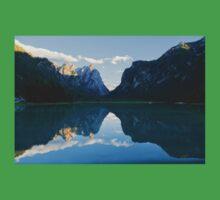 Lake Dobbiaco Baby Tee