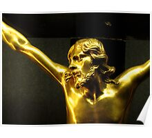 Christ of the Gold and the Cross Poster