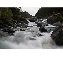 Wilkin River Photographic Print