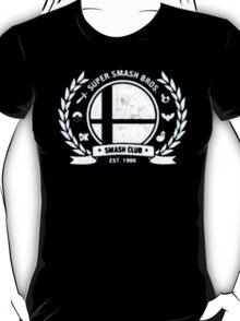 Super Smash Bros, Smash Club EST 1999 - Tshirts & Hoodies T-Shirt