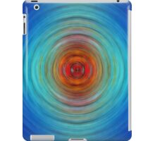 Center Point - Abstract Art By Sharon Cummings iPad Case/Skin