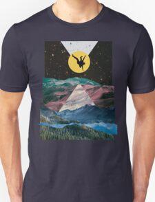 Man on the Moon Unisex T-Shirt