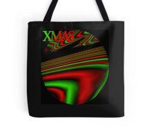 Psychedelic Xmas Tote Bag