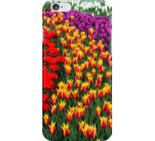 Tulips Galore iPhone Case/Skin