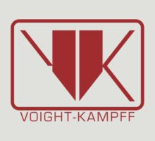 Voight-Kampff by synaptyx