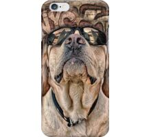yeah man . . . this is really high iPhone Case/Skin