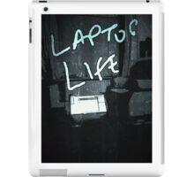 Laptop Life iPad Case/Skin